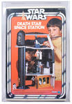Boxed Star Wars vehicles and play sets